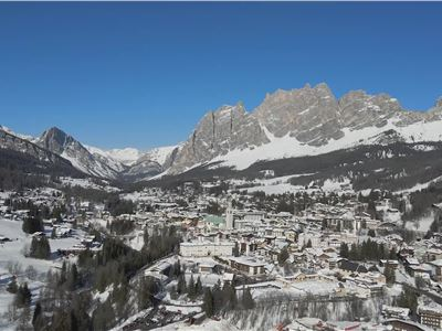 Anas brings Smart Road to iconic Cortina.