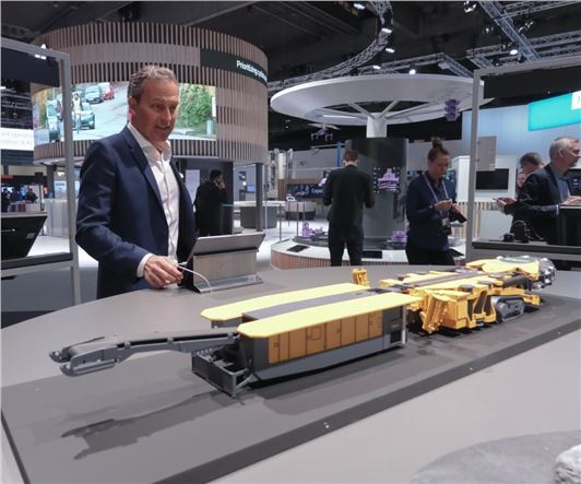 At the MWC Ericsson shows to be one of the main players in the 5G