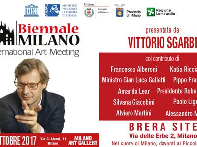 Biennale di Milano - International Art Meeting: dedicata a tutte le artiste donne