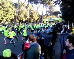 Cybereport @werunrome Start