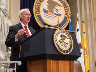 Deputy Attorney General Jeffrey A. Rosen's at the Summit on Combating HUMAN TRAFFICKING