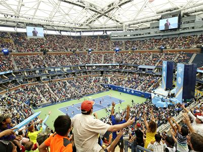 Flushing Meadows ready to be packed with US Open tennis fans