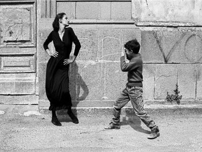 Gallery of Modern Art of Palermo: 180 shots of Ferdinando Scianna.