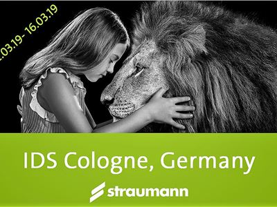 IDS Cologne. Straumann Live @ Arena of confidence to showcase industry-leading product launches addressing current dental megatrends.