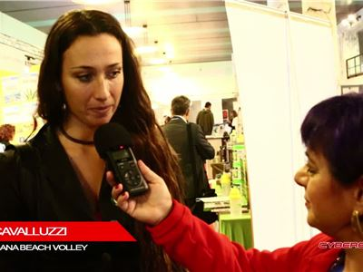 Intervista a Laura Cavalluzzi - Atleta vegana Beach Volley