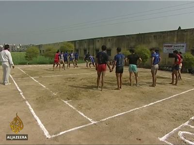 Kabaddi striving for a global audience