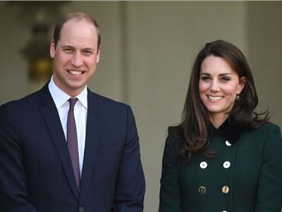 Kate Middleton is pregnant, arriving the third son for the Royal Couple!