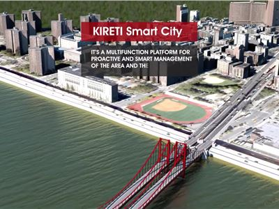 KIRETI - The world's best smart road solutions