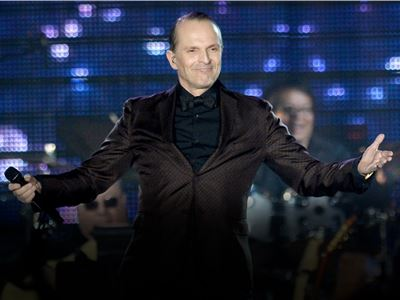 Miguel Bosé to be honored as the 2013 Latin Recording Academy Person Of The Year
