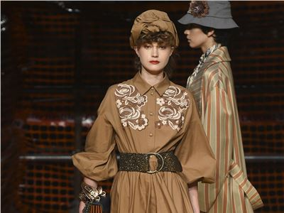 Milano Fashion Week 2017: Antonio Marras
