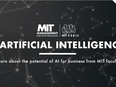 MIT online AI program.