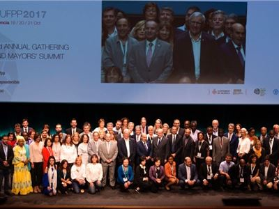 MUFPP 2017 - The València Appeal for Urgent Action on Food Systems - 20 October 2017 -