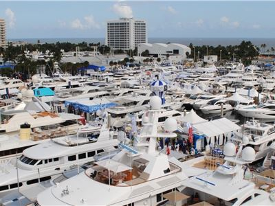 Nautica: Italian excellence will be featured at the 2017 International Boat Show in Fort Lauderdale  from 1 to 5 November