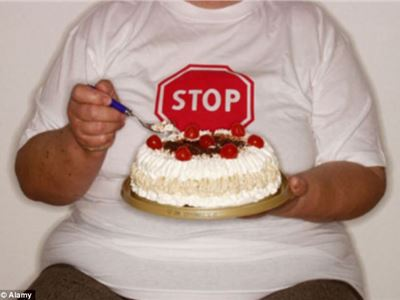 "Obese people and the ""misfiring hormones"""