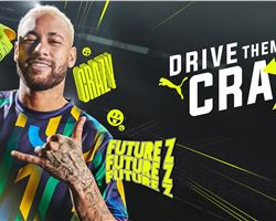 PUMA AND NEYMAR JR. INVITE YOU INTO THE WORLD OF FUTURE Z