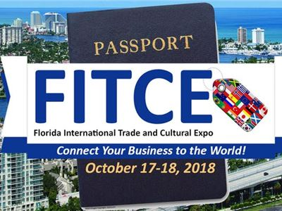 Renaissance Evolution, Global Peace Foundation and SICA together at Florida Int'l Trade and Culture Expo - FITCE