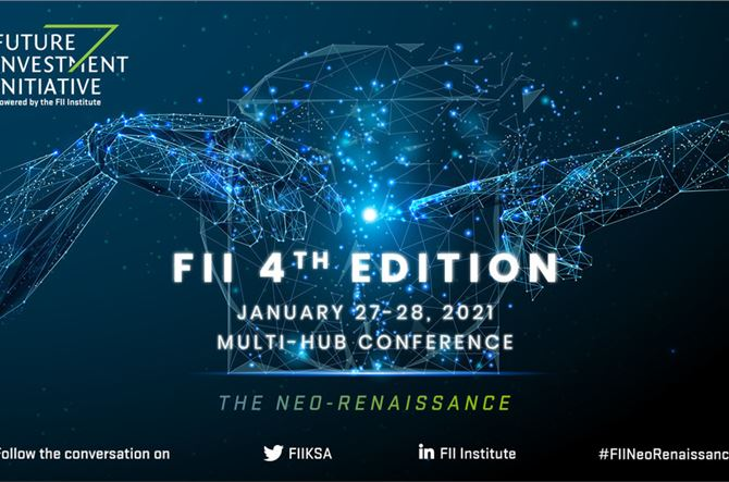 "Renaissance Evolution will attend the 4th Edition of the Future Investment Initiative held under the theme of ""The Neo-Renaissance"""
