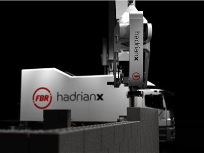 Robotic technology company (ASX:FBR) Announces Completion of Hadrian X Build.