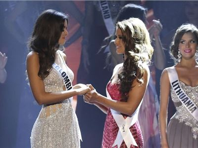The 63rd Annual Miss Universe Pageant at Florida