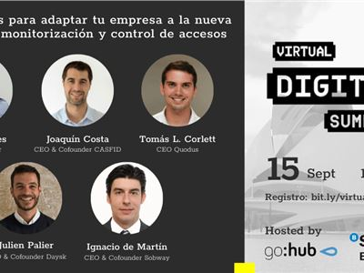 Vuelve Virtual el Digital Summit de Valencia.