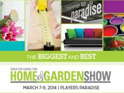 What's Blooming at this year's Greater Hamilton Home & Garden Show