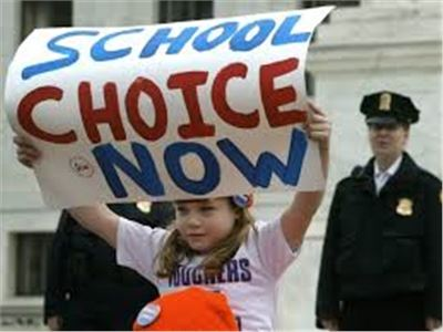 Why School Choice Now.